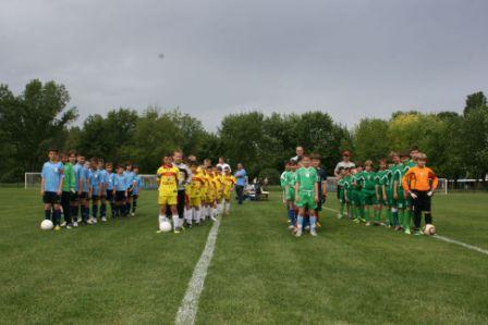 Izvještaj s 1. međunarodnog turnira NK NUR 2012.