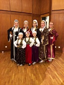 """8. godišnji koncert BKUD-a """"SEVDAH"""" Zagreb"""