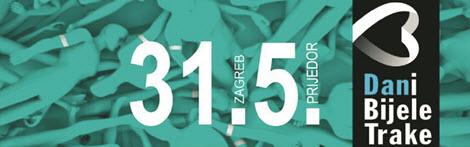 Dani bijele trake u Zagrebu, 27-30.5.2015