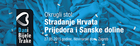 Okrugli stol: Stradanje Hrvata Prijedora i Sanske doline