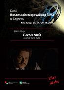 DANI BOSANSKOHERCEGOVAČKOG FILMA U ZAGREBU 28.11.2105