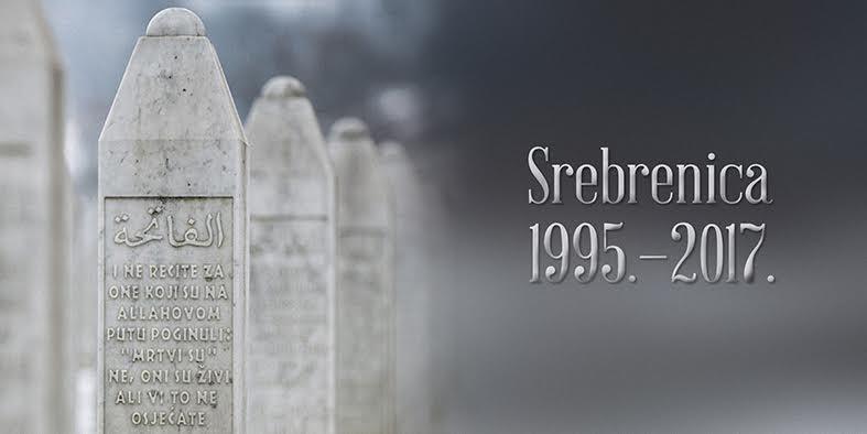 Obilježavanje 22. godišnjice genocida u Srebrenici