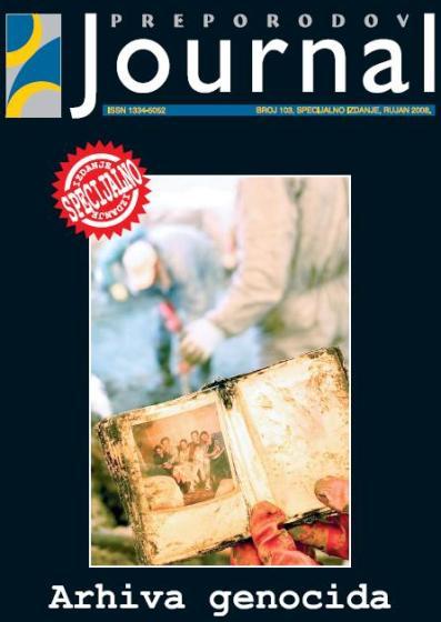 Specijalno izdanje Preporodovog Journala
