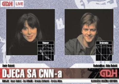 """Predstava – """"Djeca sa CNN-a"""""""
