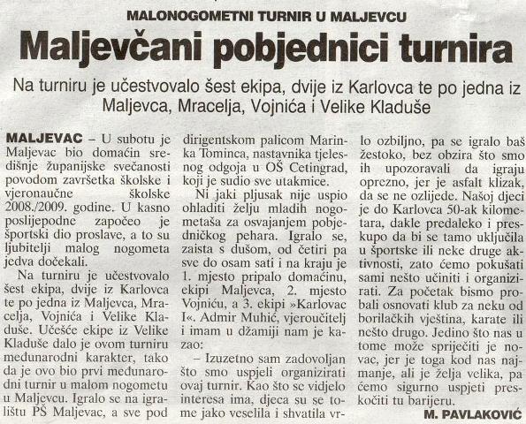 """Medžlisova """"cvjetna"""" manifestacija u Maljevcu"""