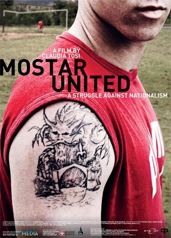 """Prikazivanje filma """"Mostar United"""" u sklopu Konvoja 2010"""