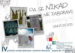 """MojaRijeka.com – Konvoj """"Da se nikad ne zaboravi"""" kreće iz Rijeke za Srebrenicu"""