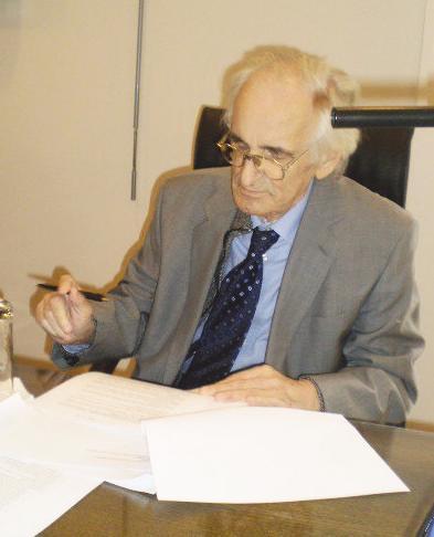 In Memoriam – Dr. Muhidin Alićehajić