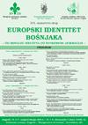 XVI. znanstveni skup – EUROPSKI IDENTITET BOŠNJAKA