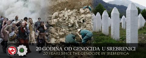 20 godina od genocida u Srebrenici