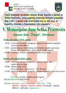 V. Memorijalni dani Šefika Pezerovića