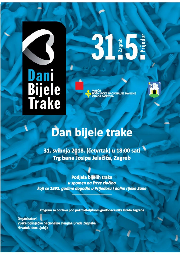 Dan bijele trake u Zagrebu