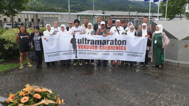 IX. Ultramaraton Vukovar – Srebrenica