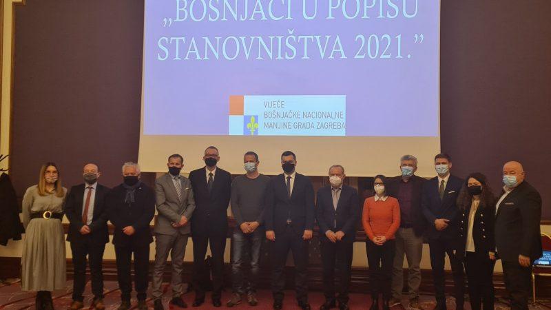 """Konferencija """"Bošnjaci u Popisu stanovništva 2021."""""""